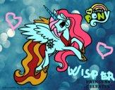 Dibuix Princess Celestia pintat per IONE