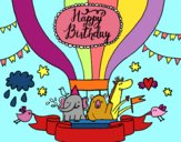 Targeta de Feliç Aniversari